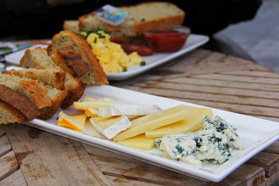 Plats au fromage